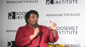 Stacey Abrams to deliver college commencement speech