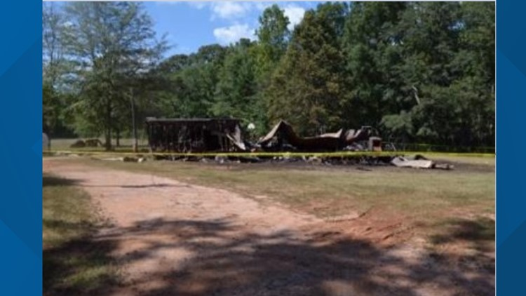 MERIWETHER COUNTY FATAL EXPLOSIOn