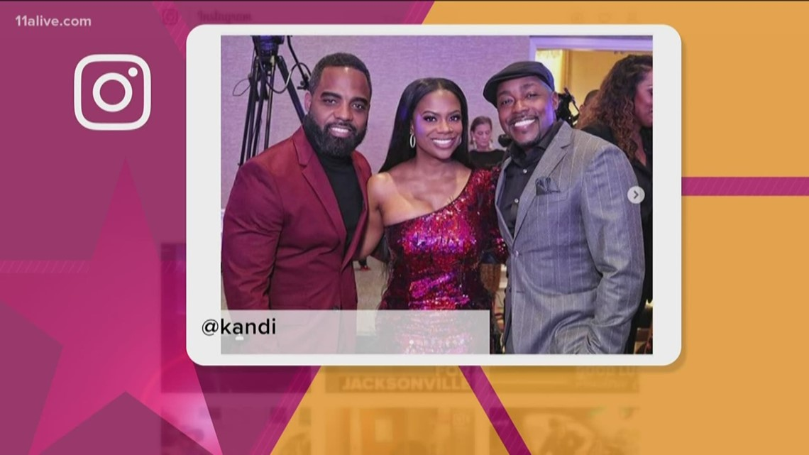 Kandi Burruss Now Subject Of Georgia State University Course 11alive Com