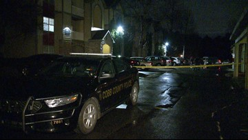 22-year-old found shot inside his Cobb County apartment