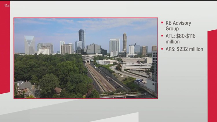 New study finds Atlanta could lose millions if Buckhead gets cityhood