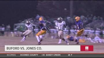 Team 11: Jones County vs. Buford