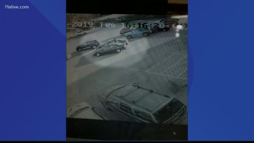 76 car break-ins | Police searching for suspects