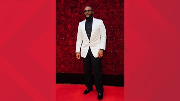 'I'm a writer with no words': Tyler Perry speechless after studio grand opening celebration