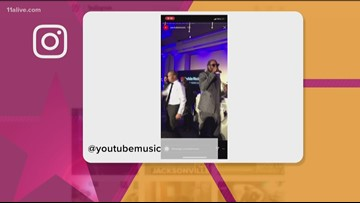 YouTube Music's 2020 Leaders & Legends Ball went down in Atlanta