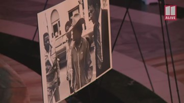 Mayor Bottoms hosts reception for search teams who looked for missing, murdered children