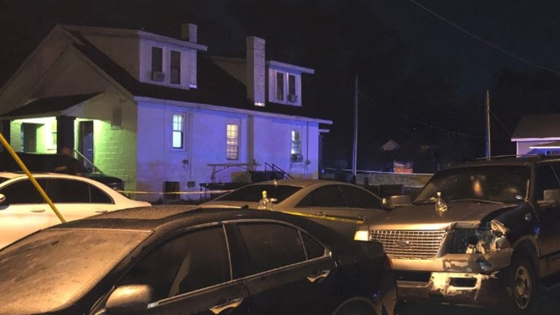 1 killed, 7 others wounded in shooting near Fort Valley State University