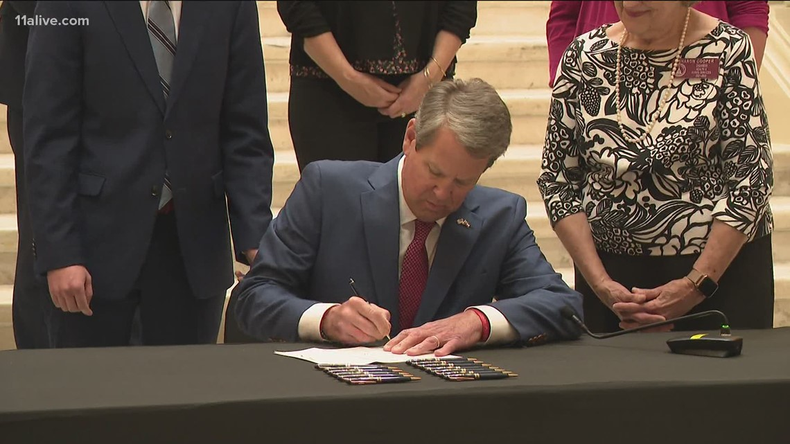 Gov. Kemp to sign Citizen's Arrest repeal