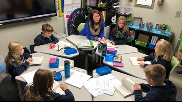 Gracepoint School offers special help for dyslexic students