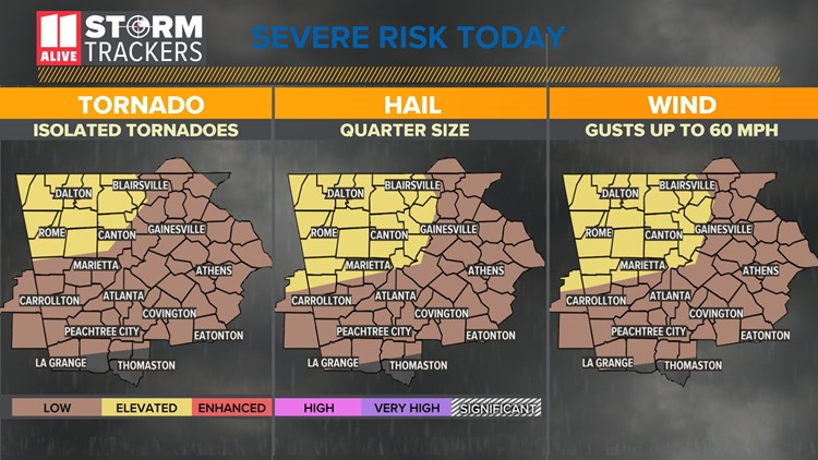 threat from storms - 3/24/2020