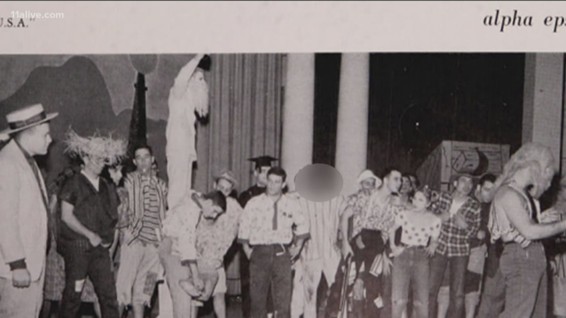Emory University apologizes for 'offensive and racists images' found in yearbooks