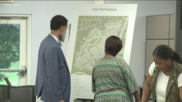 Neighbors near Tyler Perry Studios optimistic about possible job opportunities coming to area