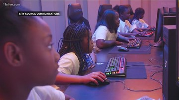 How an Atlanta program is trying to close the race and gender gaps in STEM