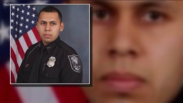 Saturday procession for slain DeKalb officer announced