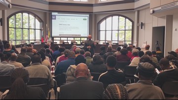 2020 Census Job Information Session at East Point City Hall attracts hundreds