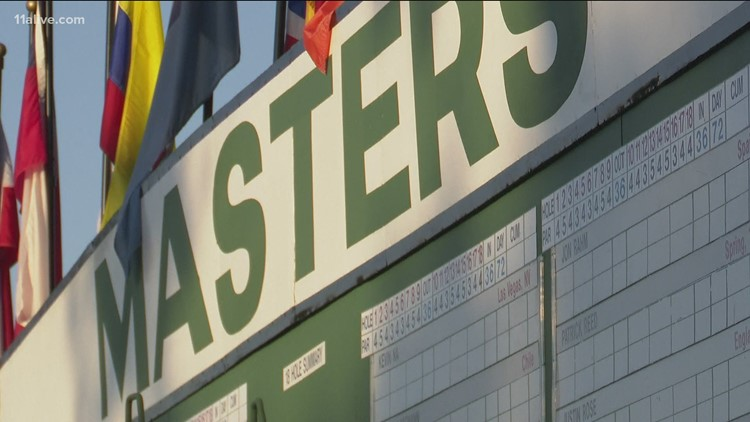 Masters Tournament: Fans return to Augusta during pandemic; players talk Georgia election law pressure