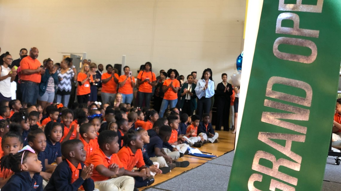 New charter school finds their forever home in East Point