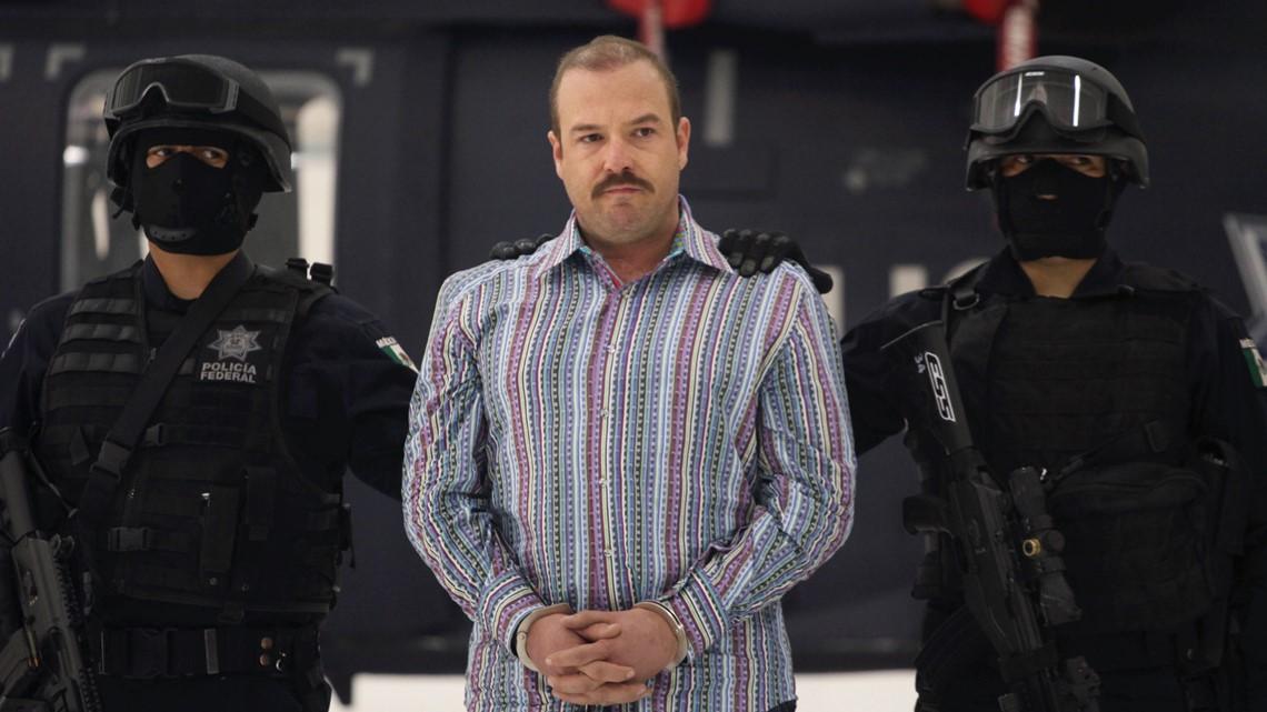 Mexican cartel drug trafficker sentenced in Atlanta