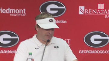 Bulldog Victory: Coach Kirby Smart weighs in after massive 55-0 win over Arkansas State