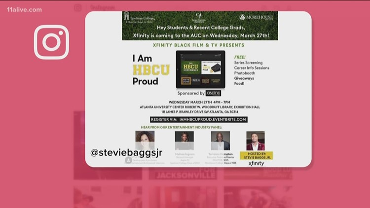 I Am HBCU Proud helps you network with media execs