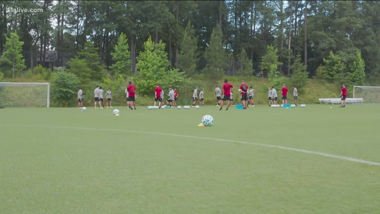 Atlanta United confirms player has tested positive for COVID-19