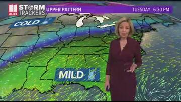 Evening forecast Feb. 4, 2020