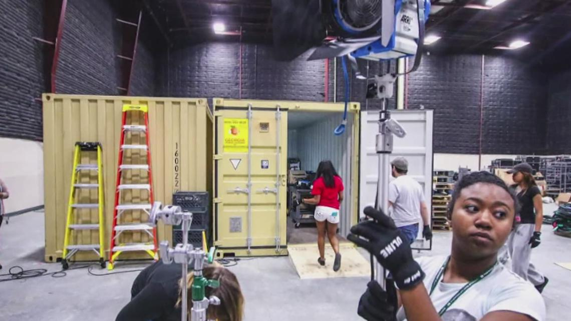 Georgia film, production studios staying busy