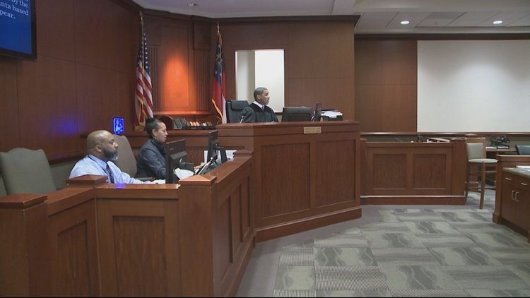 Judge Ward Courtroom