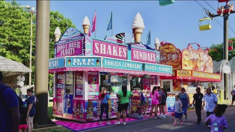 North Georgia State Fair begins next week
