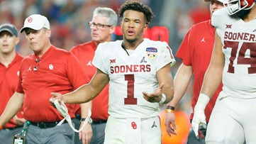 Heisman winner, MLB bonus baby Kyler Murray declares for NFL draft