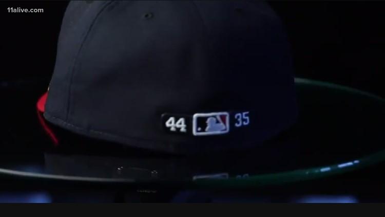44 and 35 | Honoring Braves legends Hank Aaron and Phil Niekro