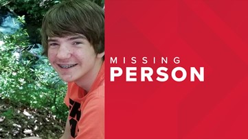 North Georgia police search for teen missing since Wednesday morning