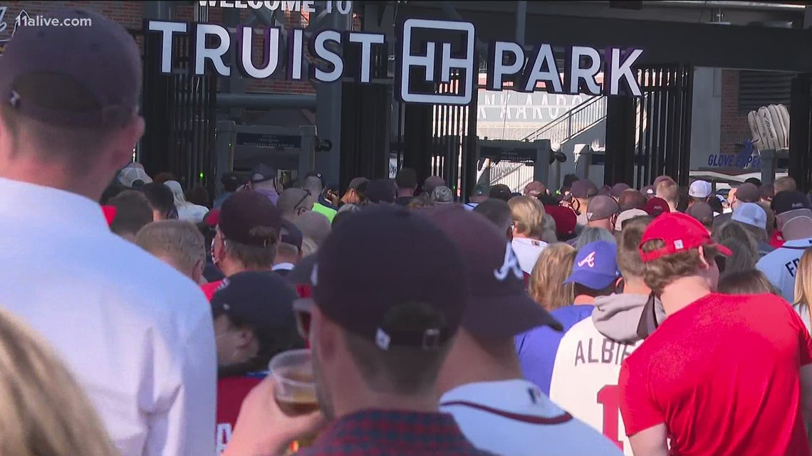 Braves sell 38,000 tickets for fully-opened Truist Park game