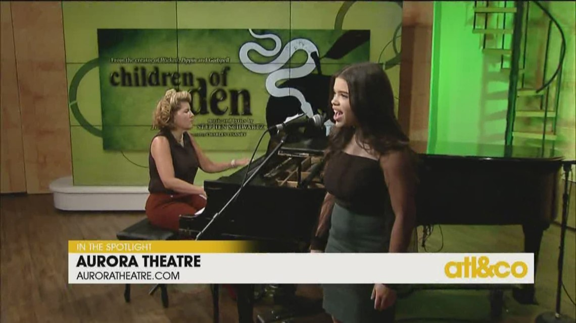 Aurora Theatre's 'Children of Eden' musical performance