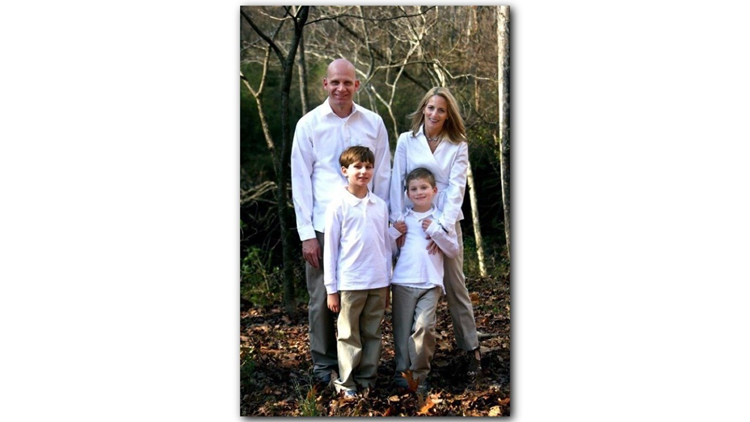 Elise Roth Tedeschi and family