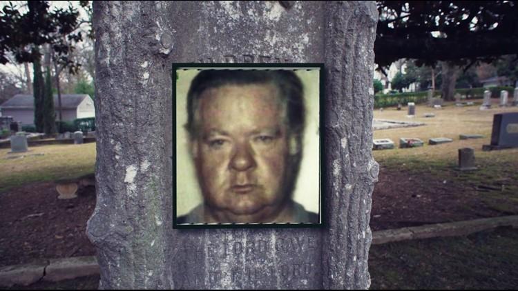 Curtis Edwards Georgia Cemetery Buried Truths