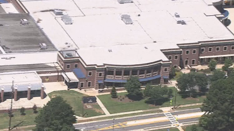 Student arrested for bringing weapon to Wheeler High School, district says