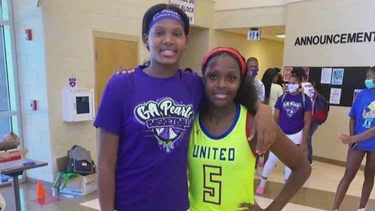 Two metro Atlanta girls basketball players named finalists for National Player of the Year Award