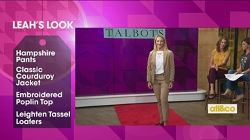 Hit the Fall Runway with Talbots