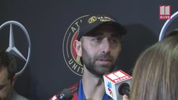 'We dug deep and found a way to get a win': Justin Meram describes U.S. Open Cup as tricky game