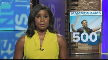 All girl flight, obesity rates, DeAngelo Williams covers 500 mammograms