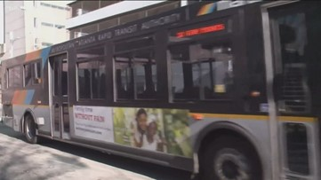 Too close for comfort? Bus passengers worried about contact with others during pandemic