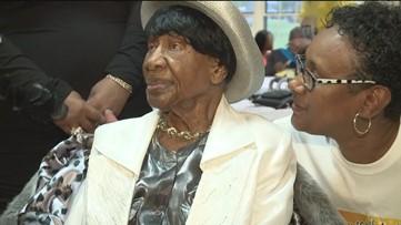 Georgia woman celebrates 109th birthday