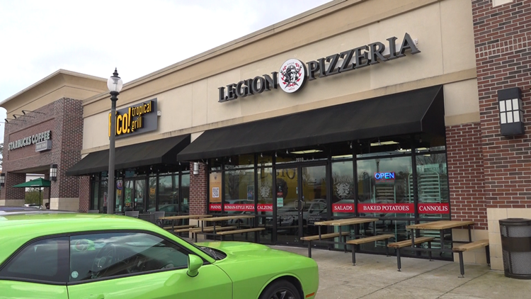 'This is grown up pizza' - Georgia's first Roman-style pizzeria opens in Cobb County