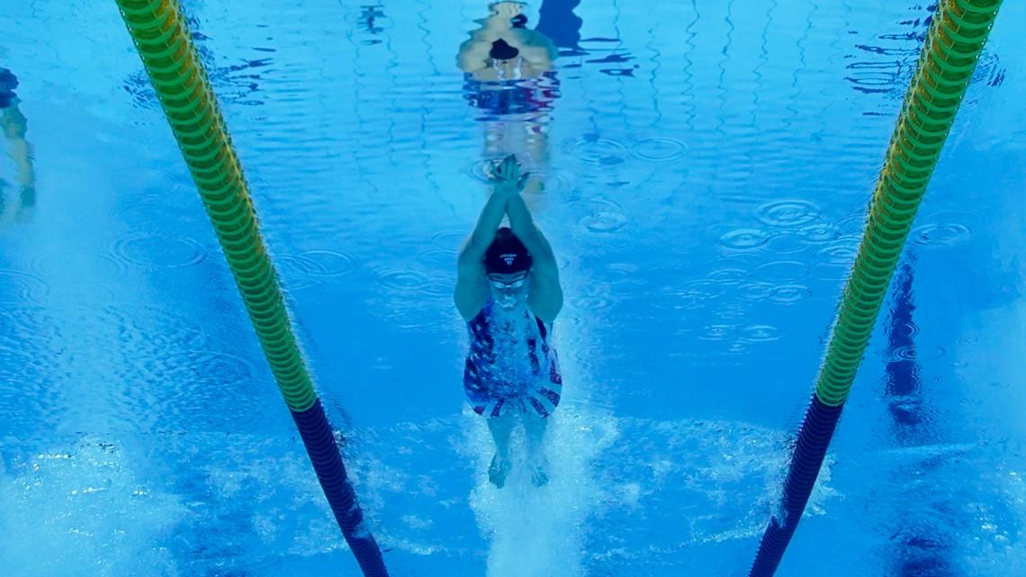 Allison Schmitt helps U.S. win silver in 4x200 relay | Tokyo Olympics