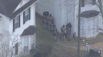 Police: Smyrna hostage situation ends peacefully