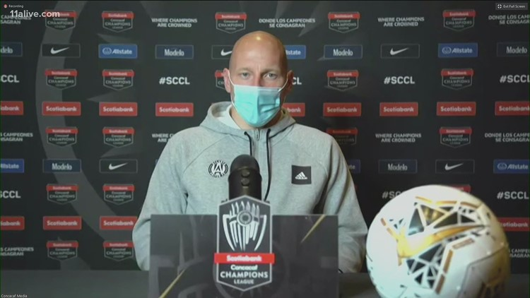 Atlanta United to return to action Wednesday