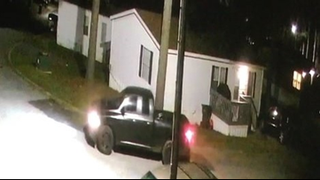 Cobb Police looking for truck possibly connected to aggravated assault