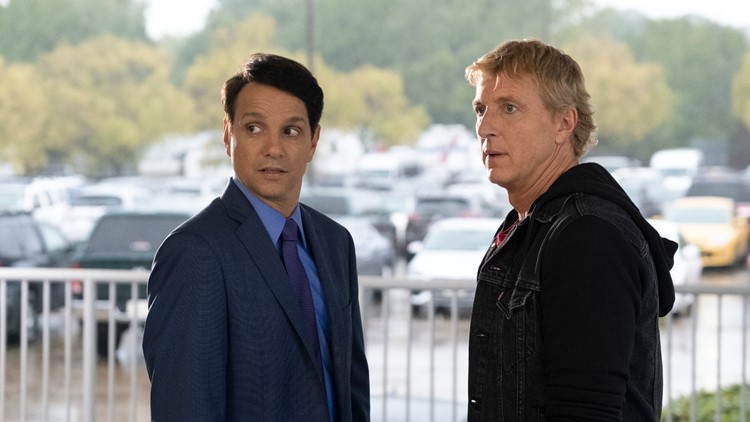 Want to be on 'Cobra Kai'? Now's your chance