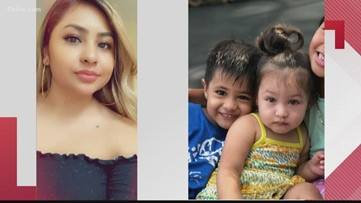 Mom, children missing from Powder Springs found safe | Police search for suspect